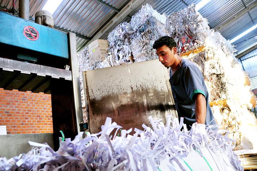 Socioambiental Reciclagem