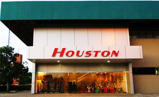 Fundada a fábrica de bicicletas Houston, hoje a maior empresa no segmento na América Latina.